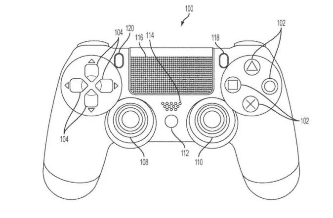 PlayStation 5 Controller Could Have a Touchscreen, Hints