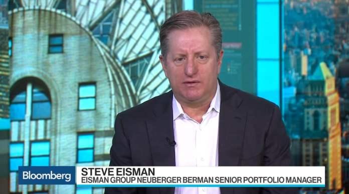 Steve Eisman financial services company