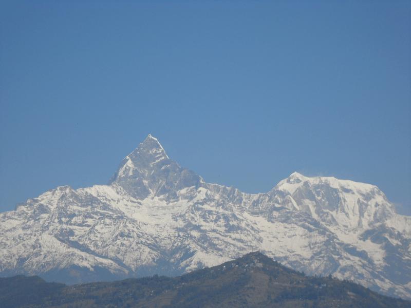 Pokhara Mountain
