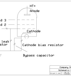 the destroyed capacitor in the pic is the bypass capacitor in the schematic diagram above  [ 2040 x 1540 Pixel ]