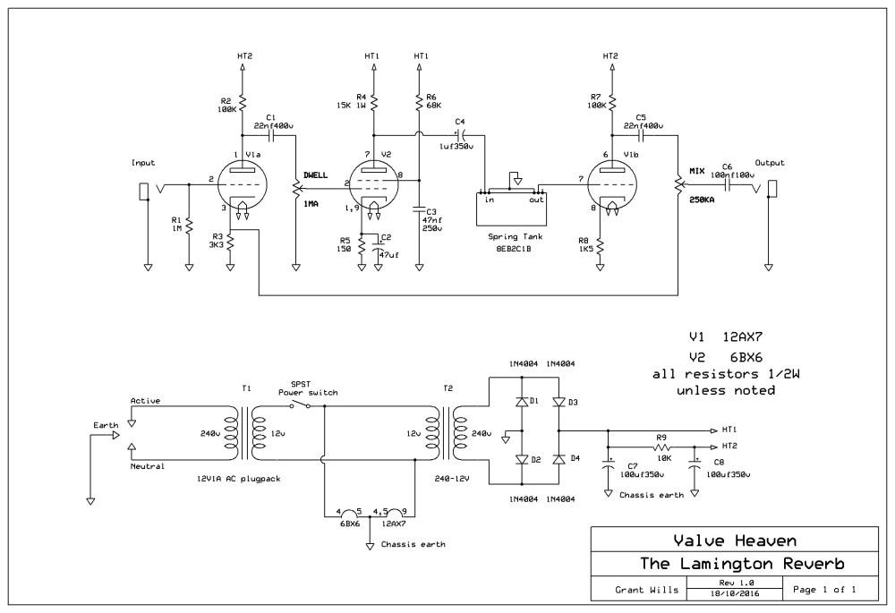 medium resolution of the lamington reverb