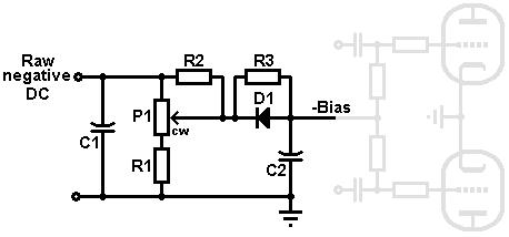 DESIGNING POWER SUPPLIES FOR TUBE AMPLIFIERS MERLIN