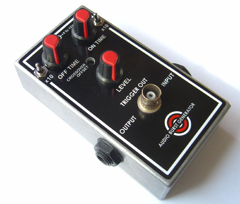 Effects Circuit Simple Acoustic Guitar Sound Receiver Sound Generator