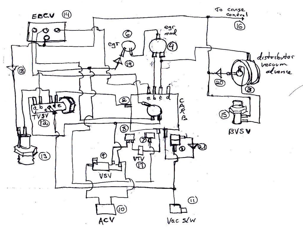 2jz gte wiring diagram cat 5 wall jack carburador de corolla 94