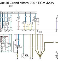1999 suzuki grand vitara engine diagram wiring diagram paper wiring diagram suzuki grand vitara 2008 suzuki [ 5157 x 1517 Pixel ]