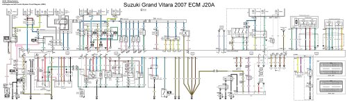 small resolution of 1999 suzuki grand vitara engine diagram wiring diagram paper wiring diagram suzuki grand vitara 2008 suzuki