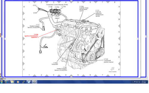 small resolution of 2007 ford edge engine diagram 2012 ford mustang engine diagram elsavadorla 2004 ford escape radio fuse diagram 2004 ford escape fuse diagram with labels