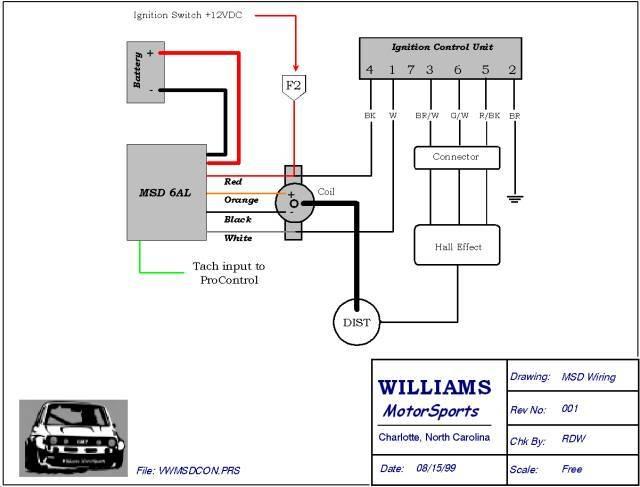 COMO INSTALARUN MODULO MSD EN UN VW 16V