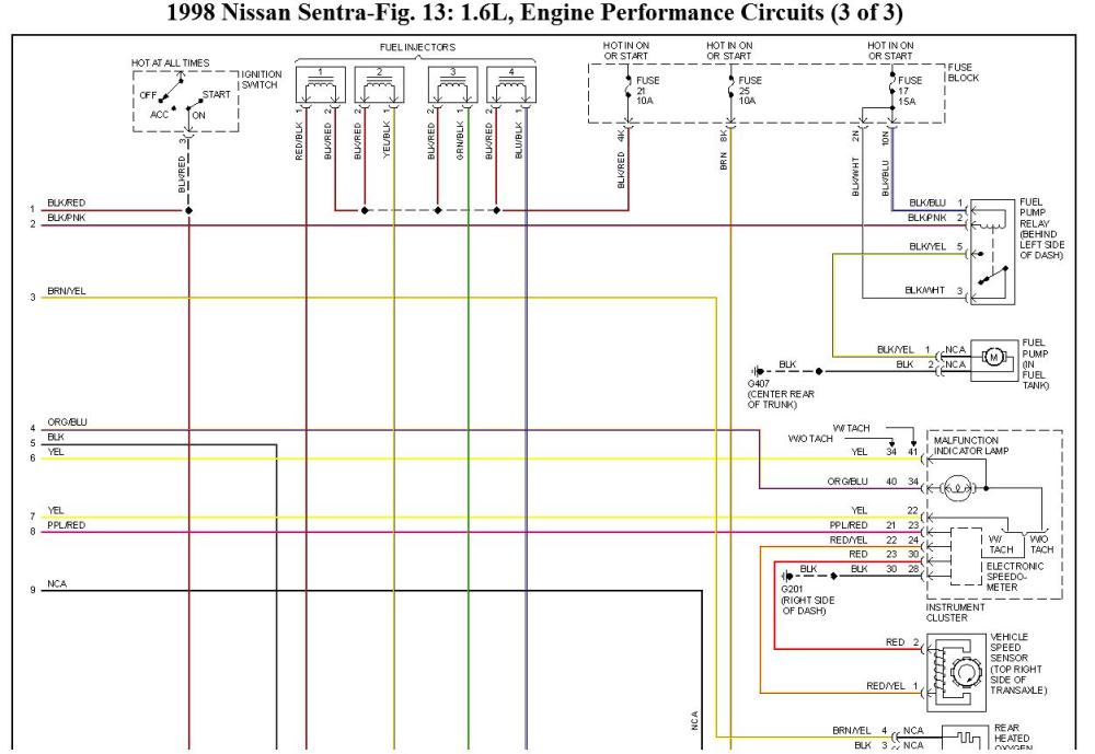 medium resolution of  en esta oportunidad les traigo los diagramas el ctricos completos de la ecu del nissan ga16de y ga16dne estos diagramas se llaman tambi n ecu pinout