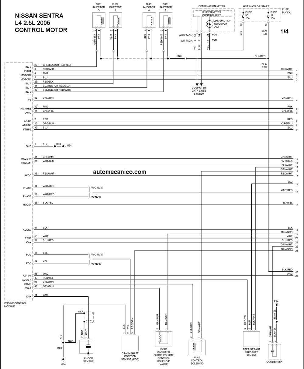 2003 Nissan Maxima Fuse Diagram Xtrail Nissan 2005 No Enciende Valvulita Com Info