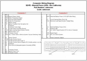 [DIAGRAM] 1nz Fe Ecu Wiring Diagram FULL Version HD