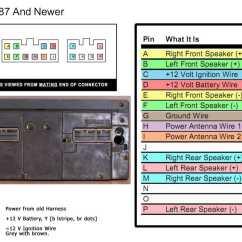 2001 Toyota Celica Radio Wiring Diagram Circuit Breaker Diagrams 2000 Gts Schematic Library Pontiac Sunfire A56813 1988