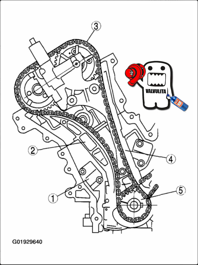 2000 Mazda Miata Timing Diagram, 2000, Free Engine Image