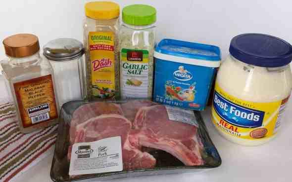 Pork Bone-in Loin Steaks