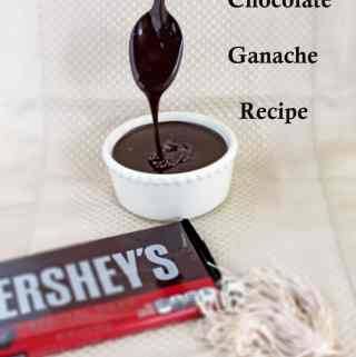 Simple Chocolate Ganache Recipe