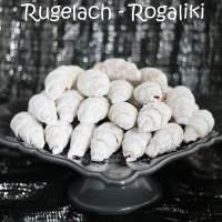 Rugelach - Rogaliki