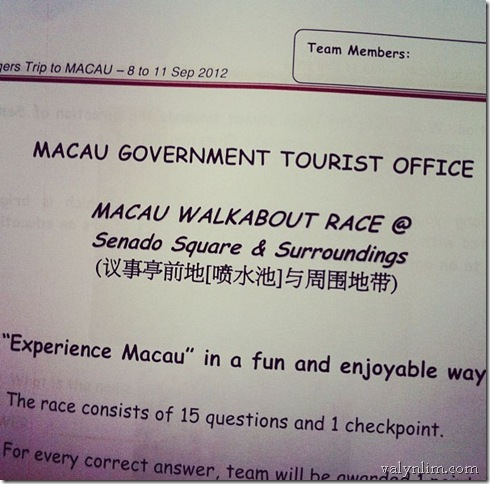 macau walkabout
