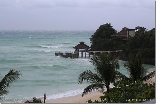 长滩岛台风