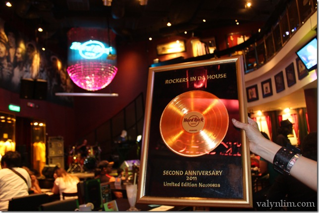 Hard Rock Cafe 327