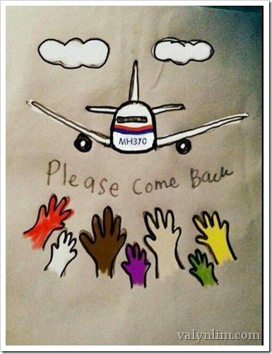MH370飞机失踪(4)
