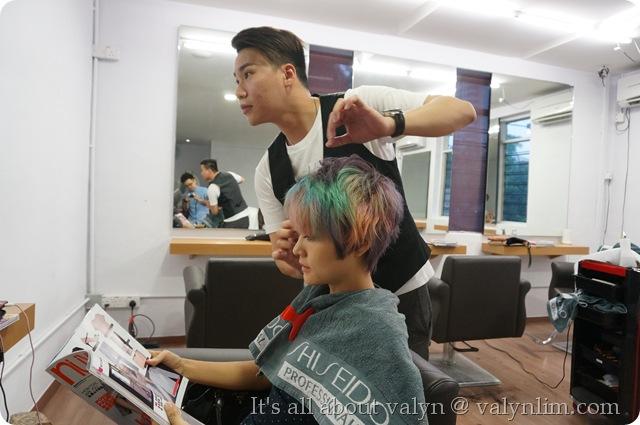 时尚马卡龙头发 twiggy salon (90)