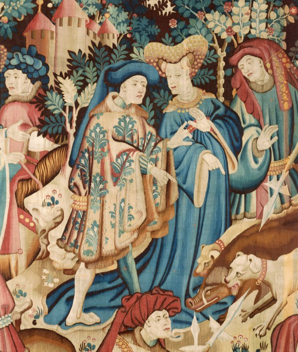 Gothic Tapestry - Victoria And Albert Museum