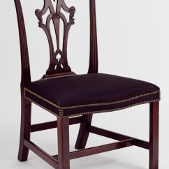 Chinese Chippendale Chairs Uk Ice Fishing Chair With Rod Holder Thomas Victoria And Albert Museum 1765 70 Made By An Unknown Cabinet Maker After A Design Britain No W 67 1940