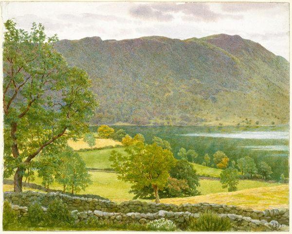 Landscape Painting British Museum