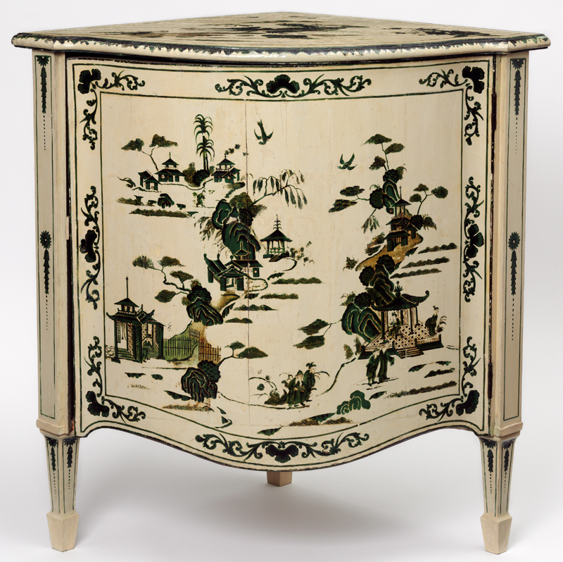 chinese chippendale chairs uk high chair attaches to counter thomas victoria and albert museum corner cupboard about 1768 78 no w 24 1917