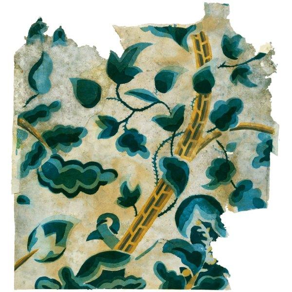 Textile Influences Wallpaper - Victoria And Albert Museum