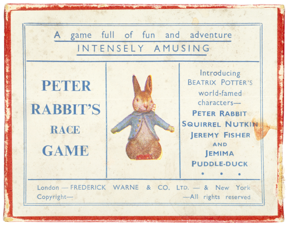Beatrix Potter The Business of Books  Victoria and