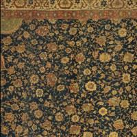 The Design of the Ardabil Carpet - Victoria and Albert Museum