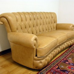 Reclining Leather Sofas Solid Wood Sofa Online Buttoned In The Chesterfield Style