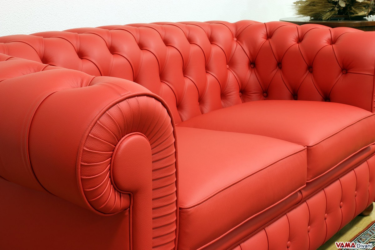 2 seater chesterfield sofa dimensions what color with light blue walls price upholstery and