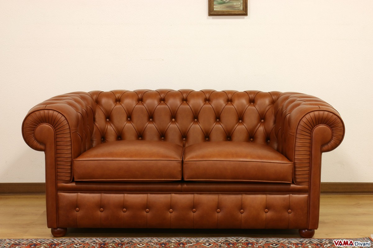 2 seater sofa bed size beds chicago area chesterfield price upholstery and dimensions