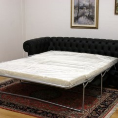 Chesterfield Sofa Bed Protectors Argos 3 Seater Price And Dimensions Black
