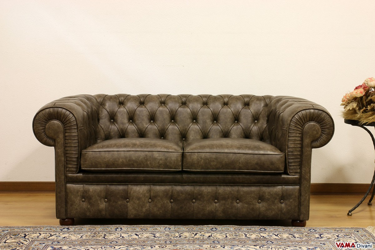 2 seater chesterfield sofa dimensions best value bed uk price upholstery and