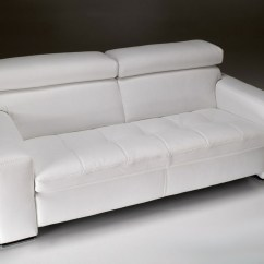 Modern Square Sofa Dwell Pisa Bed Review Contemporary In Genuine White Leather