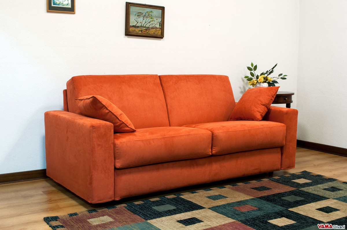 double sofa bed mattress old leather beds modern back thesofa