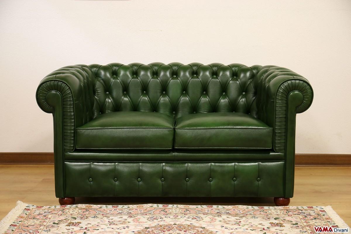 Smaller Chesterfield sofa Chesterino