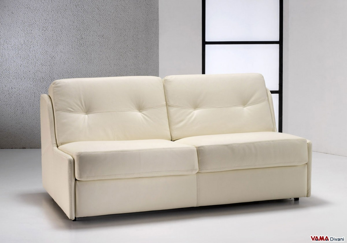 Sofa Bed without arms to save space