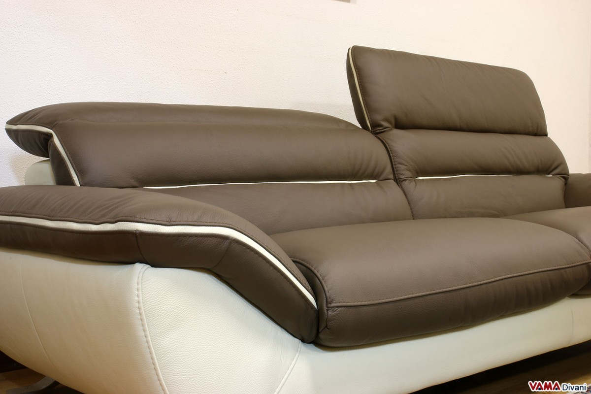 long sofas leather multiyork sofa contemporary white with
