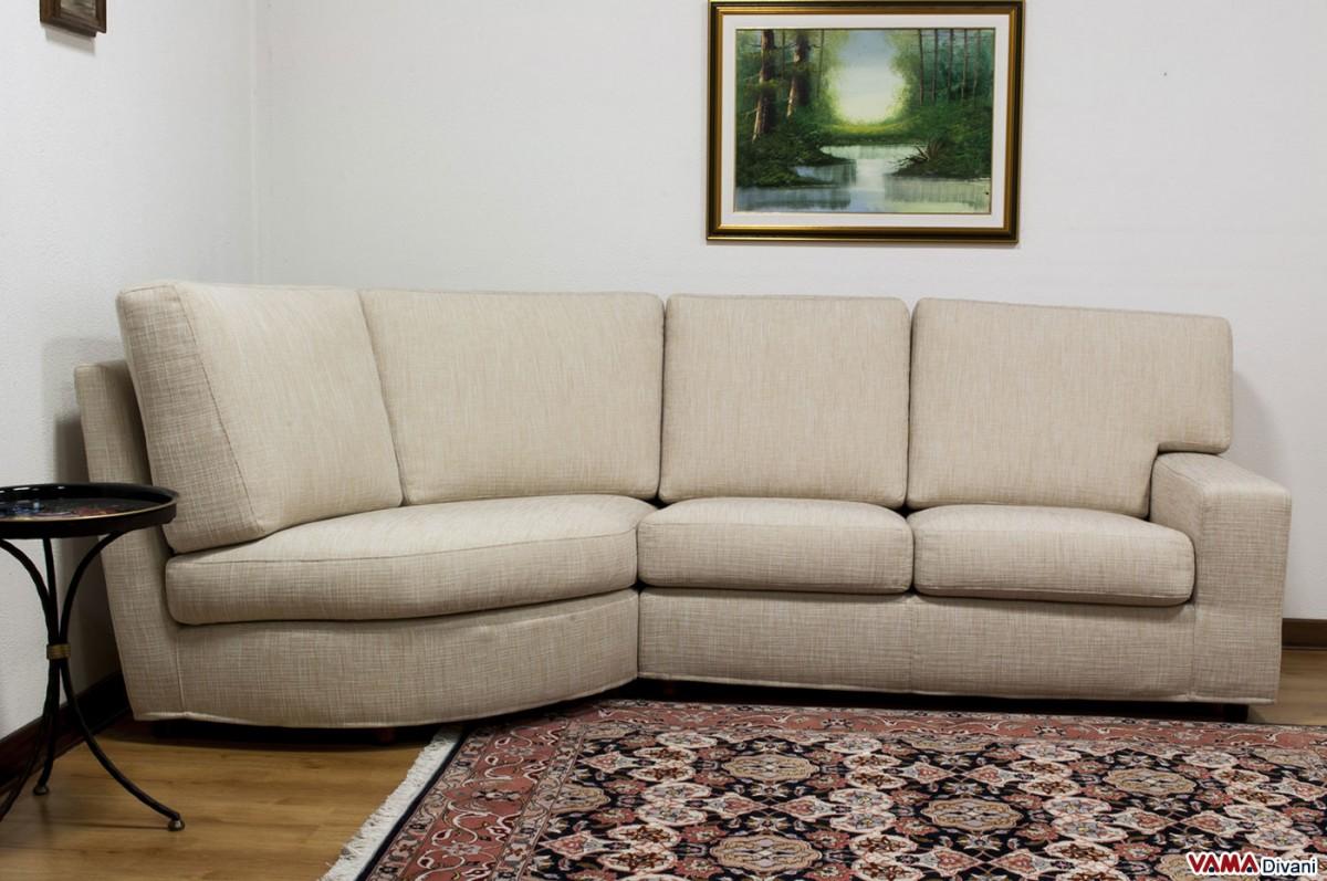 Rounded Corner Sofas