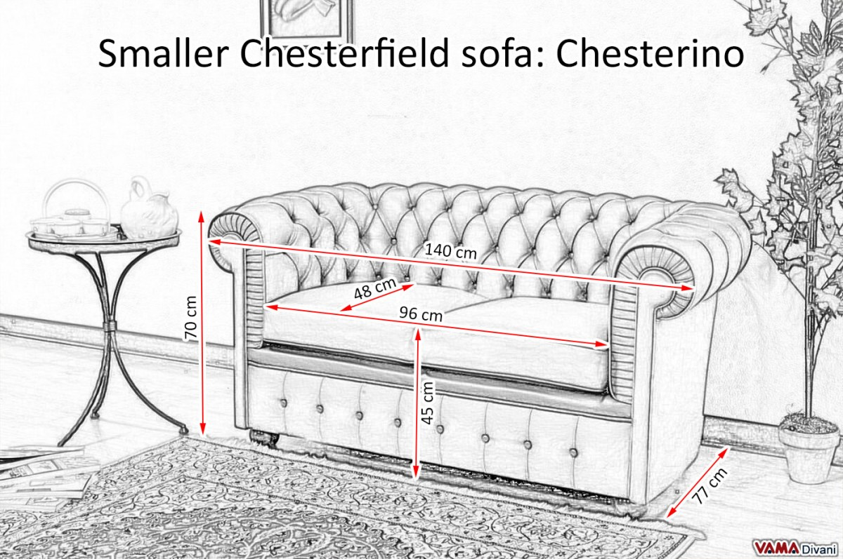 one seater sofa size best italian makers chesterfield dimensions chesterone deeper