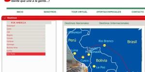 Expresso Ormeno Site Oficial - Ônibus do Brasil para Peru – Saiba mais sobre esta ligação rodoviária internacional
