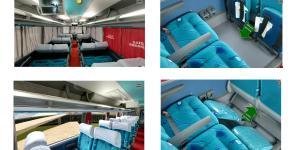 Fotos 360 Graus Satelite Norte - Curiosidade sobre o ônibus – Bastidores por trás das viagens rodoviárias