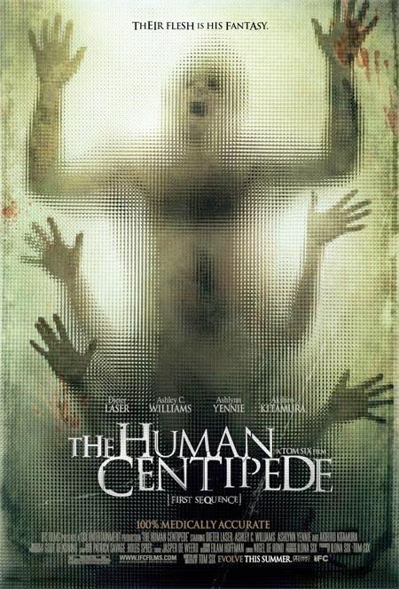 el ciempies humano