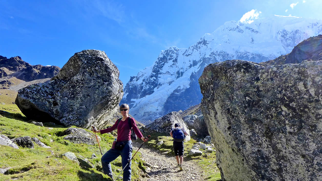 Salkantay Trek 04 Days