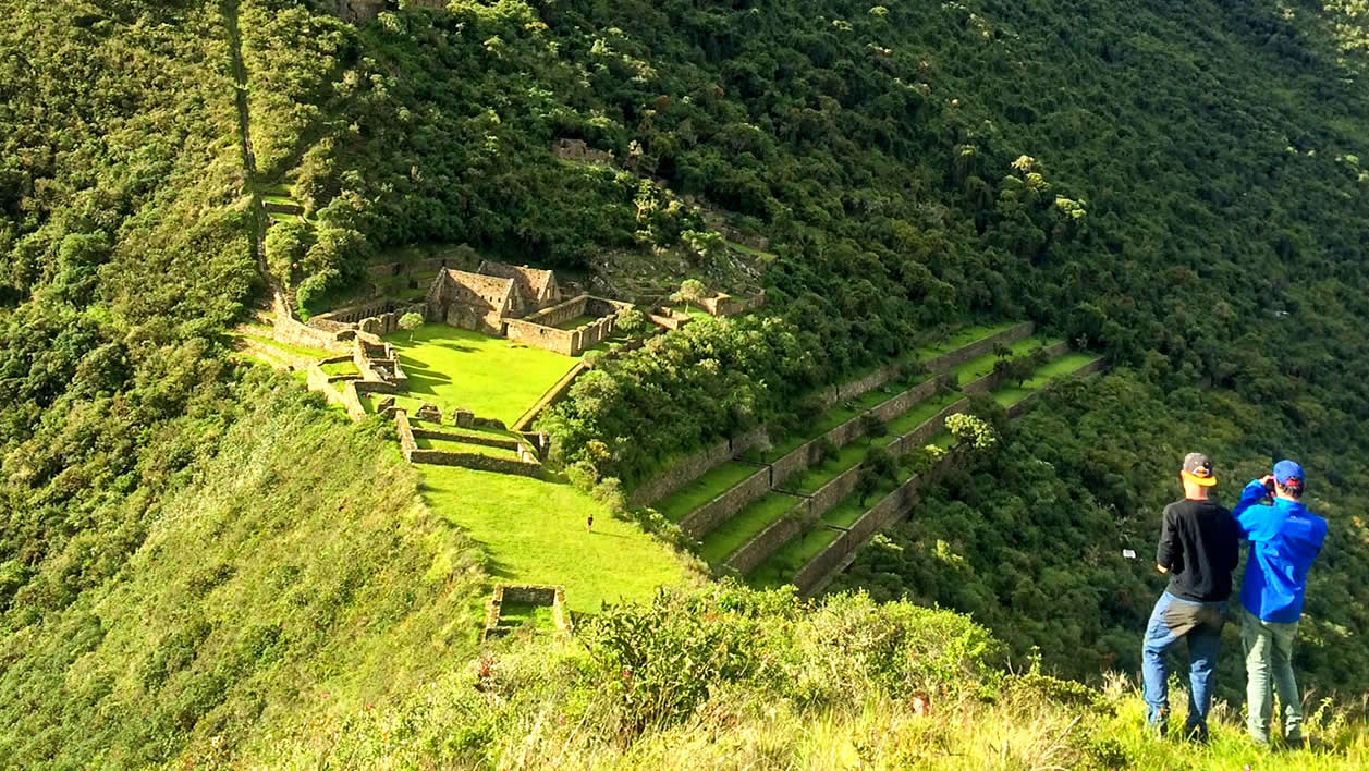 Choquequirao Trek 04 Days
