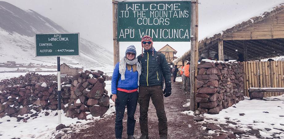 Tour Montaña de Siete Colores Vinicunca